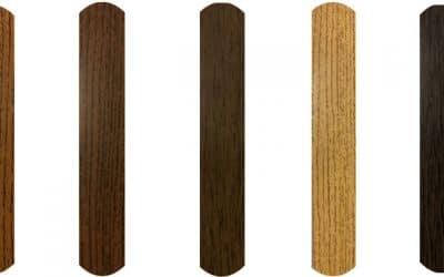 5 новых цвета для коллекций горизонтальных жалюзи