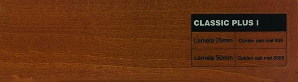 Златен дъб мат 509/5509