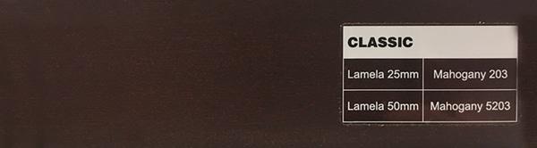 Махагон 203/5203